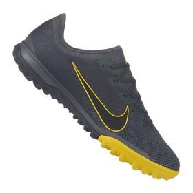 Сороконожки Nike Mercurial VaporX XII Pro TF Dark Grey Yellow 367b99bcbb282