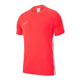 Детская футболка Nike Academy 19 Coral/White
