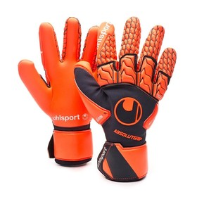 Вратарские перчатки Uhlsport Next Level Absolutgrip Reflex Orange/Black