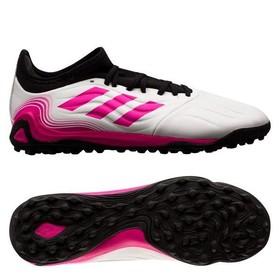 Сороконожки adidas Copa Sense.3 TF White/Shock Pink