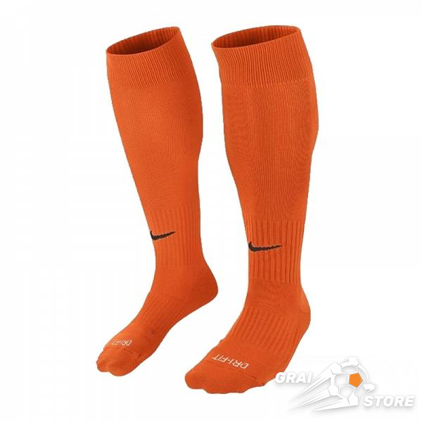 Футбольные гетры Nike Classic II Cush OTC Team Orange/Black